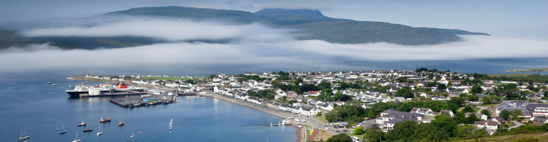 self catering apartment for two ullapool scotland rubha mor
